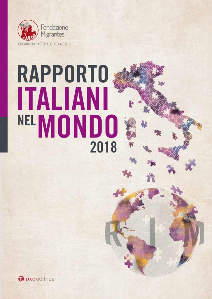 Rapport Italiani nel mondo 2018